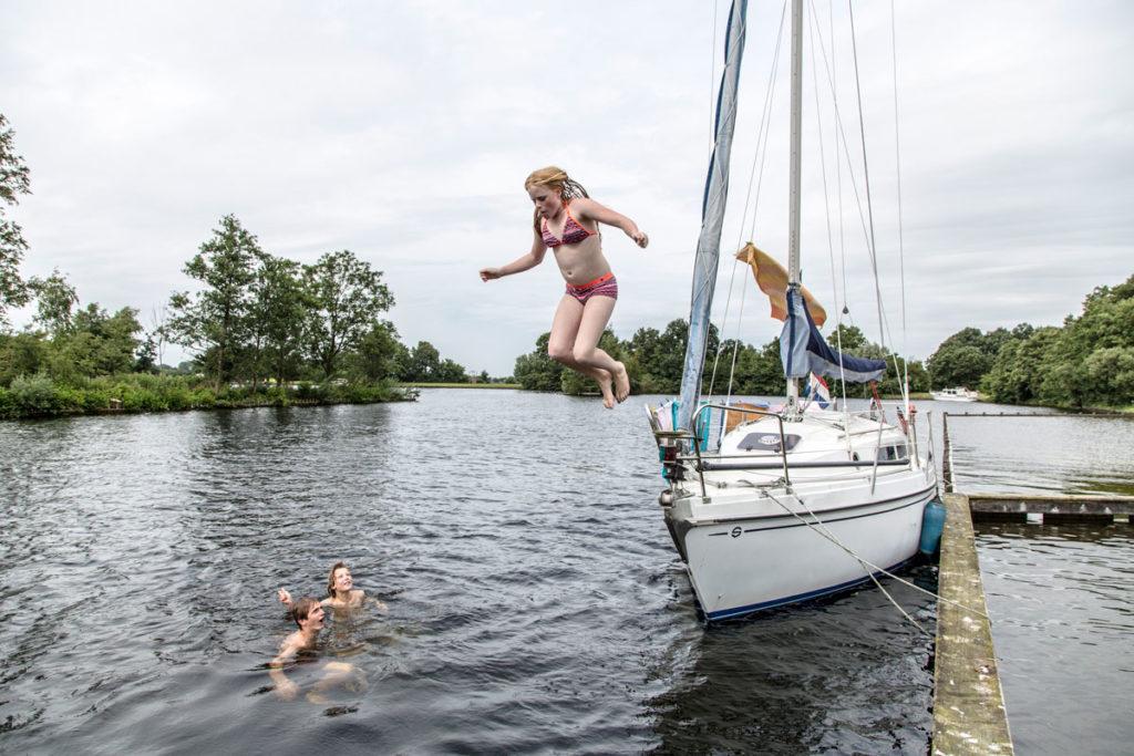 Jacqueline van den Heuvel Fotografie Projecten Eilandbewoners NRC Vinkeveenseplassen