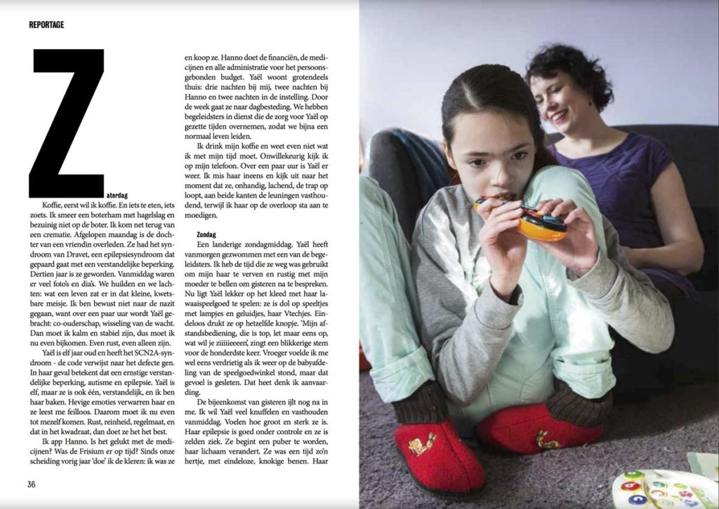 Jacqueline Van Den Heuvel Fotografie Human Magazine